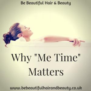 Why Me Time Matters