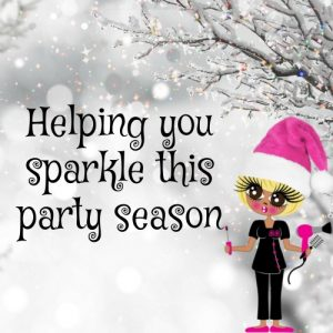 Helping you sparkle this party season