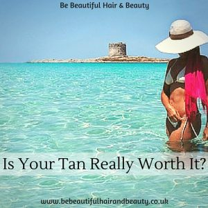 Is Your Tan Really Worth It-