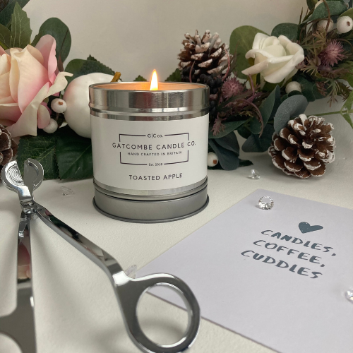Gatcombe Candles Winter Collection